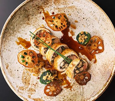 Tattu Food Miso Chicken